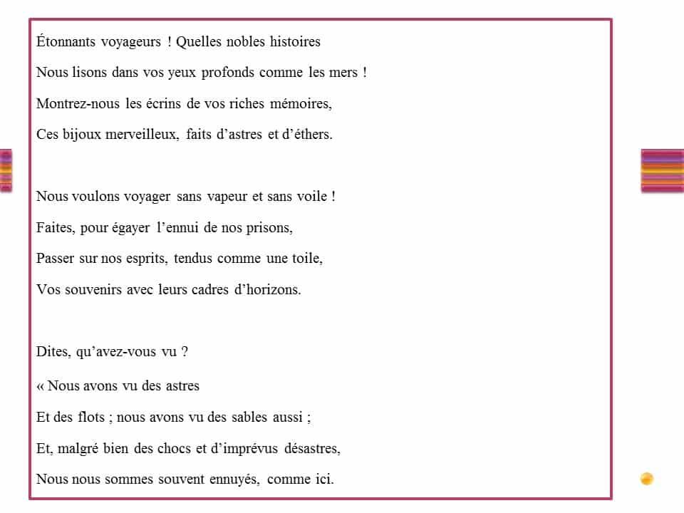 Corrigé De La Dictée Charles Baudelaire Bien écrire