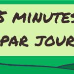Si vous n'avez que 15 minutes par jour pour vous améliorer en français, voici ce que vous devez faire