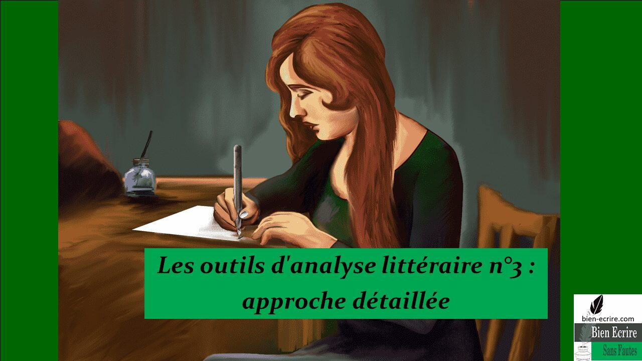 Lecture 6 – Outils de l'analyse littéraire n°3