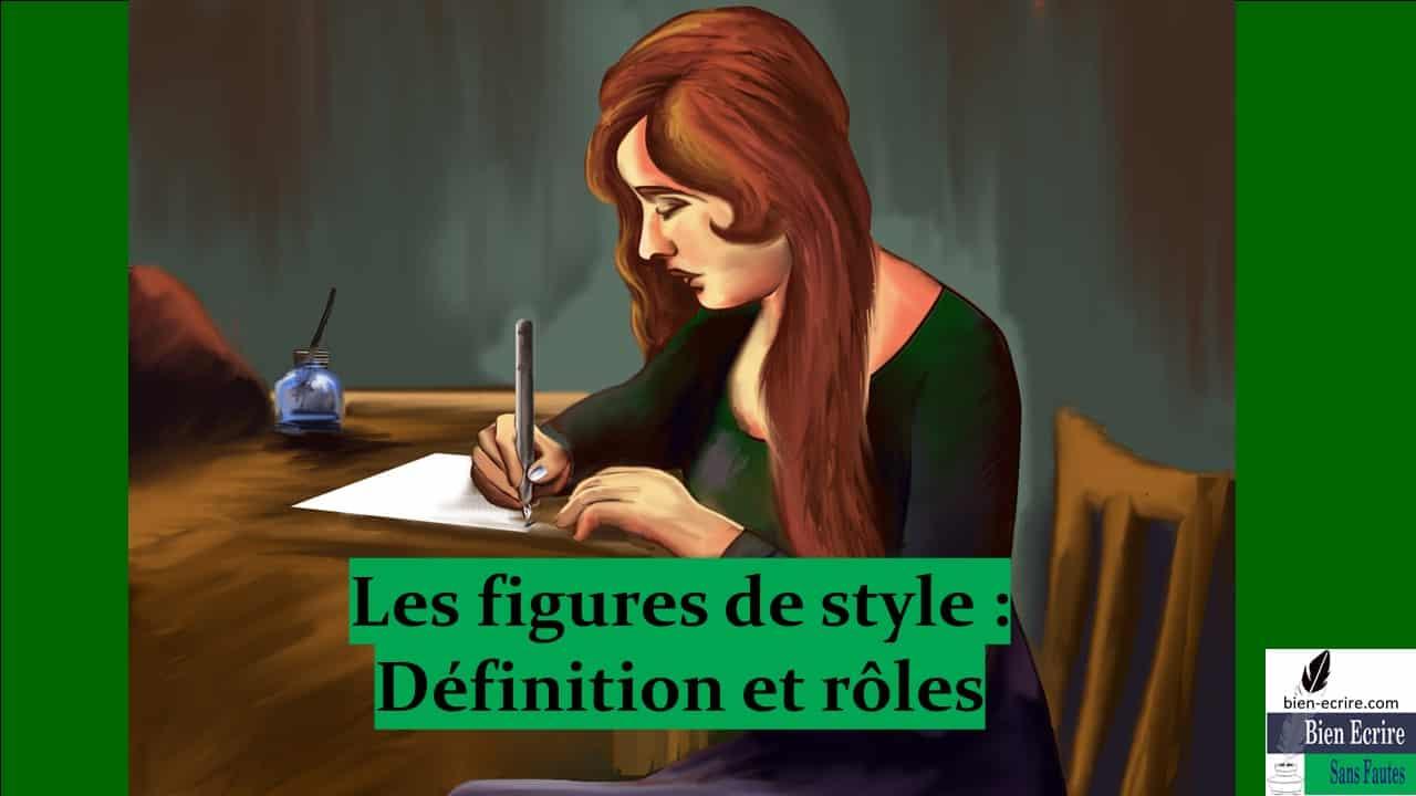 Figures de style 2 – Définition et rôle
