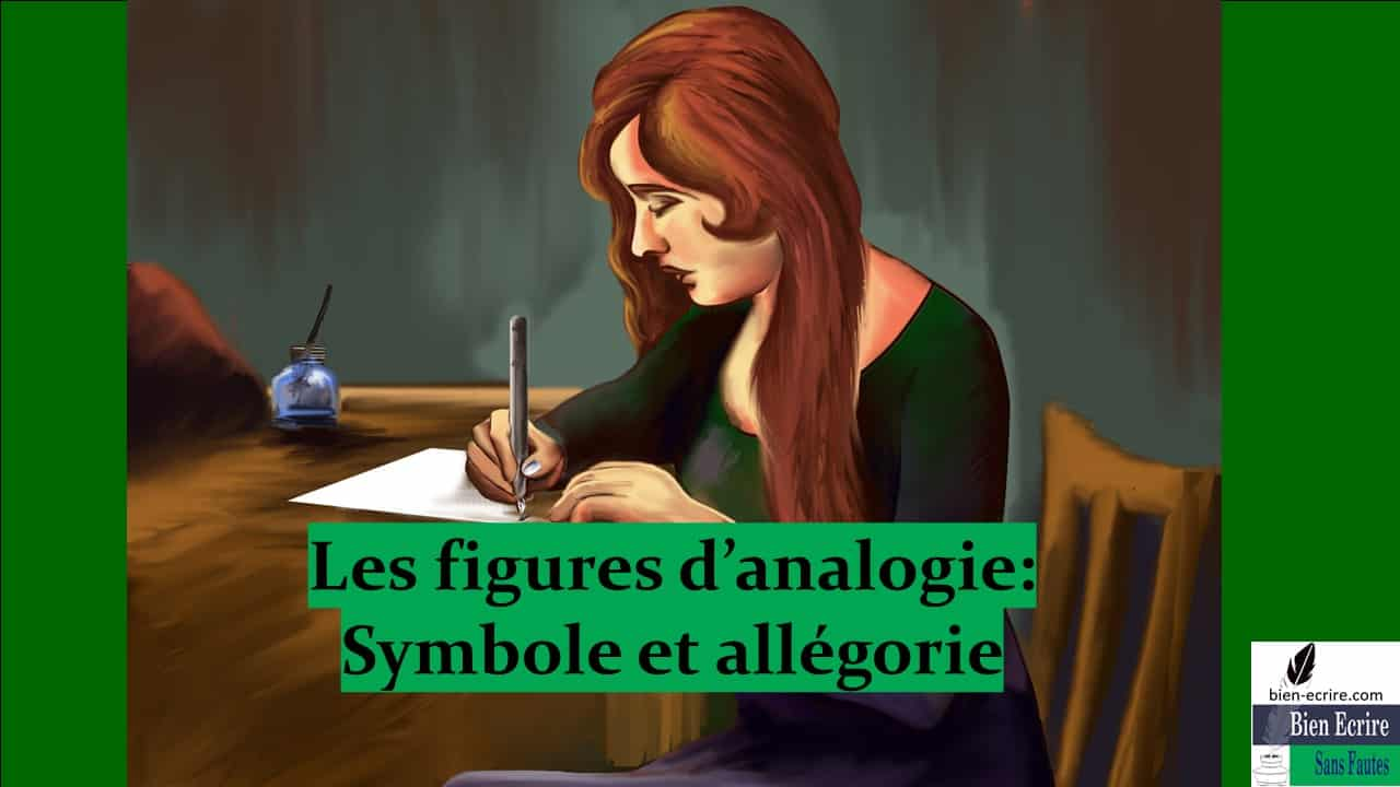 Figures d'analogie 10- symbole et allégorie