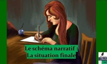 Schéma narratif 6 – Situation finale