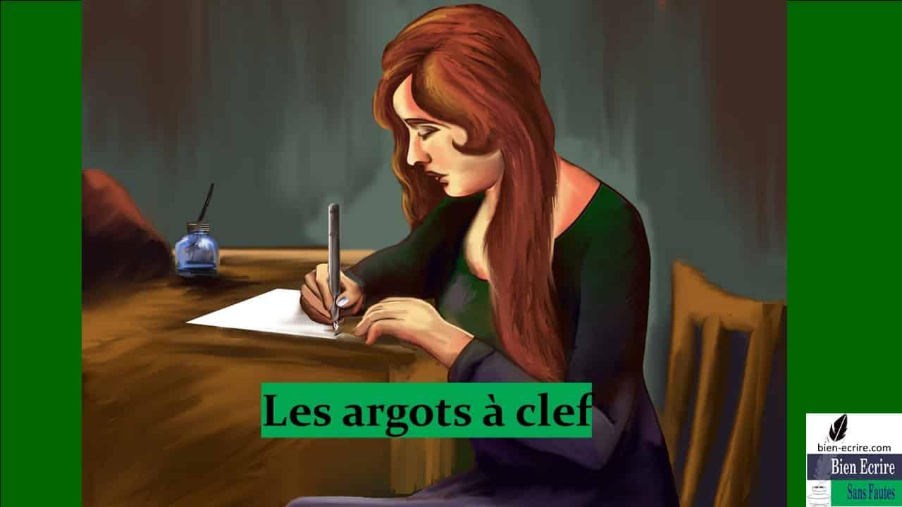Manipulation de mots 4 – Argots à clef : verlan, javanais…