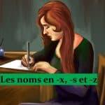 Noms pluriels 6 – en -x, -s et -z